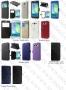 Samsung Galaxy A3 SM-A300F (калъф кожен -