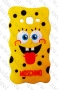 Samsung Galaxy J1 / J1 4G (силиконов калъф) 'Sponge Bob style' -25%
