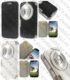 Samsung Galaxy K S5 Zoom C115 (калъф кожен -