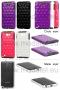 Samsung Galaxy Note I9220 (калъф HYBRID) тпу/пластик