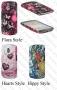 Samsung Galaxy Nexus I9250 (калъф пластик) Colors Style