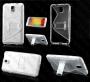 Samsung Galaxy Note 3 N9005 (калъф HIBRID+стойка) ТПУ/пластик - 30%