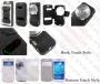 Samsung Galaxy S4 Zoom SM-C1010 (калъф кожен)