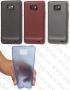 Samsung Galaxy S II i9100 (калъф пластик) 'Ultra Thin Style'