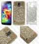 Samsung Galaxy S5 I9600/S5 Neo (калъф пластик) 'Rhinestone style'