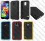Samsung Galaxy S5 I9600/S5 Neo (калъф HYBRID) ТПУ/пластик 'Vasareli style'
