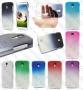Samsung Galaxy S4 I9500 (калъф пластик) 'Rain Style'