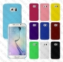 Samsung Galaxy S6 Edge SM-G925 (калъф пластик) - 3броя - 30% + ПОДАРЪК LCD ПРОТЕКТОР ЗА ГЪРБА