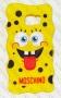 Samsung Galaxy S6 G920 (силиконов калъф) 'Spongebob style' + подарък LCD протектор за гърба