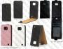 Samsung Galaxy S II i9100 / S II Plus i9105 калъф кожен