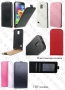 Samsung Galaxy S5 I9600/S5 Neo (калъф кожен)