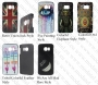 Samsung Galaxy S6 Edge SM-G925 (калъф пластик) 'Color Style' - 3броя - 30% + ПОДАРЪК LCD ПРОТЕКТОР ЗА ГЪРБА