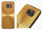 Samsung Galaxy S7 (метализиран калъф) 'Precious Aluminium'