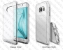 Samsung Galaxy S7 Edge (калъф тпу/пластик) 'Hybrid style'