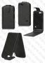 Sony Xperia Go ST27i (калъф кожен) 'Smooth style'
