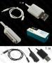 Sony Xperia Z1 L39H/ Z Ultra XL39H/ Z2 D6502 D6503 D6543 - кабел магнитен към Usb