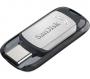 Type C Flash Drive (Флашка) (16GB черен/сребрист) SanDisk