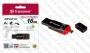 USB Flash Drive (Флашка) (16GB черна) Transcend JetFlash 340 DUAL USB/MICRO USB
