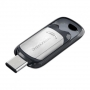 USB 3.1 + Type C Flash Drive (Флашка) (64GB черен/сребрист) SanDisk