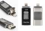 USB Flash Drive (Флашка - черна) (8GB) i-Easy Driv 8pin   Micro USB