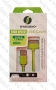USB кабел - 30Pin за iPhone 4, iPad new/3 High Speed 'Senbaono'