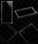 Xiaomi 3 MI3 (калъф HYBRID) тпу/пластик 'Antidust style'