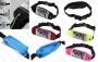 'Belt Waist Bag' - Apple iPhone 6/Samsung/LG/HTC... - универсален водоустойчив калъф за телефон ДО 4.7