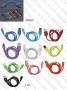 Цветен Micro USB / USB data кабел / захранване