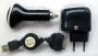 Комплект 'OVAL' USB зарядни  дата кабел за iPod iPhone 4 2G 3GS