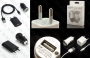 Комплект зарядни кабел за iPhone 5/iPod Touch 5/Touch 6/ iPod nano 7