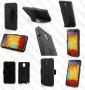 Конзола за колан + калъф +  2 стойки за  Samsung Galaxy Note 3 N9005 - 30%