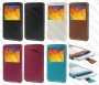 Универсален калъф 'View style' (калъф- Еко кожа-Samsung Galaxy Note 3 N9005)