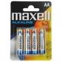 Алкална Батерия АА 1.5V MAXELL LR6