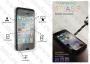 Стъклен протектор със заоблена фаска Apple Iphone 5/5s/5c (Темперирано закалено стъкло)