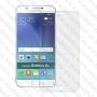 Стъклен протектор със заоблена фаска за Samsung Galaxy A8 SM-A800F (Темперирано закалено стъкло) -30%