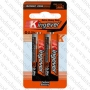 Карбонова Батерия ААА 1.5V Kingever 'Heavy Duty' R6 2бр
