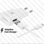 Универсално зарядно 220V   кабел за бързо зареждане Samsung (S7 Edge) EP-TA20EWE