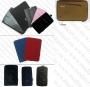 Универсален калъф за таблет и GSM (велур и PU кожа)
