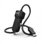 Зарядно за автомобил 12V 3.0A, Type-C кабел Hama 173618
