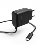Универсално зарядно за 220V 3.0A, Type-C кабел Hama 173617