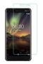 Стъклен протектор със заоблена фаска за Nokia 6 (2018) / Nokia 6.1 (Темперирано закалено стъкло) 6.7cm/14.1cm