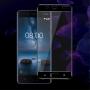Стъклен протектор за Nokia 8 (Темперирано закалено стъкло) ''Full Screen 3D''