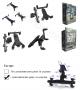 Поставка / стойка за авто седалка - за таблет, GPS, TV