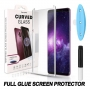 Стъклен протектор за Samsung Galaxy Note 9 SM-N960 / Galaxy Note 8 SM-N950 (Темперирано закалено стъкло) 'Nano Liquid full Glue'