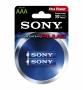 Алкална батерия ААА 1.5V Sony LR03 Stamina Plus