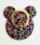 Универсална стойка за телефон и таблет 'Diamond Mickey Ears'