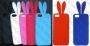 Аpple iPhone 5/5s/5c (силиконов калъф) Bunny Style
