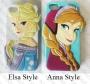 Аpple iPhone 5/5s/5c (силиконов калъф) 'Disney Frozen style'